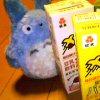 A9 blog Shou // Chu Totoro // soy milk