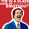 harmonynme77: glass case of emotion