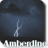 Laurel Amberdine: lightning