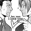 I Love You Edgey/Phoenix