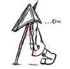 VG - Silent Hill - Piramid head impale