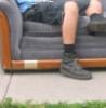 graff, bar, DIY, couch