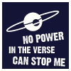 no power in the verse