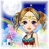 Florianne the Rainbow Winged Faery