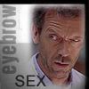 House - Eyebrow Sex
