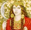 Vesica Woman