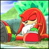 Sonix X: Knuckles Chillin'