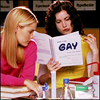 Sam/Brooke: gay