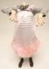 рожева тьотька