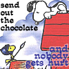 Snoopy-Chocolate