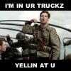 Webster Yellin' at U