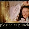 scarlettina: GWTW: Pleased as punch