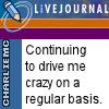 lj -- drive me crazy