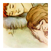 Harry Potter: Ron/Hermione Sleep