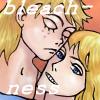 _debbiechan_: bleachness HirakoHiyori