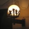 ночь, фонарь..., улица