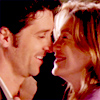 love - derek and meredith