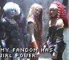 Female Fandom (howlingmoon)