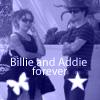 Billie and Adie