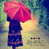 scarlet's walk: don't rain on me