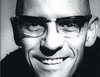 foucault's smile warms your heart