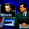AB: colbert; house + stephen = otp