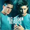 big damn heroes - Went/Jensen