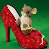 ruby slipper mouse