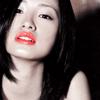 Seductive Red Lips