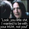 Snape mum: laurel_tx