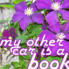 Ekaterinn: my other car is a book