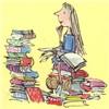 Matilda and books