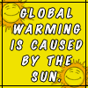 political- global warming...