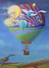 hope, balloon
