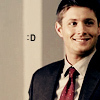 cindy: spn - dean's :D face (by dev_earl)