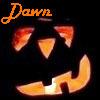 halloween dawn