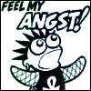 Sinfest - God does Angst