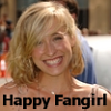 Happy fangirl new