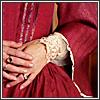 Karen T: Bleak House - red dress