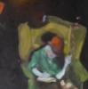 Portrait of an Armchair