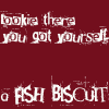 bariau: Lost - Fishbiscuit