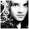 Hermione Granger: B&W