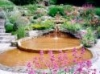 SaffronRose: Chalice well pool
