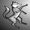 Rampant: fox