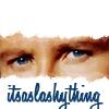 Allie: lex blue eyes itsaslashything