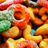 cashews and sour keys