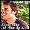 Dexter - enjoy the end of life