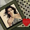 Cindy photoframe & heart