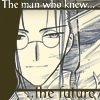 The man who knew the future