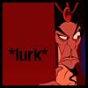 The puriny one: *lurk* Jafar